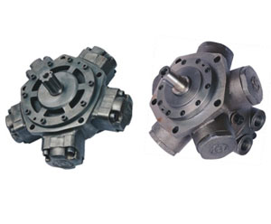 Radial Piston Hydraulic Motor - China Radial Piston
